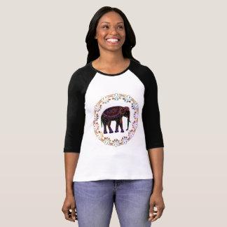 Indisk elefant t-shirts