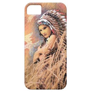 Indisk flicka iPhone 5 skydd