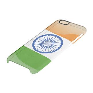 Indisk glansig flagga