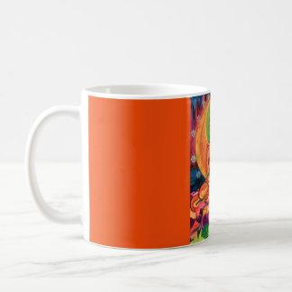 Indisk jordmor kaffemugg