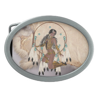 Indisk jungfru- Dreamcatcher bältebock