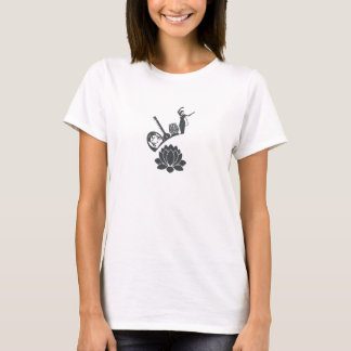 Indisk kultur t shirts