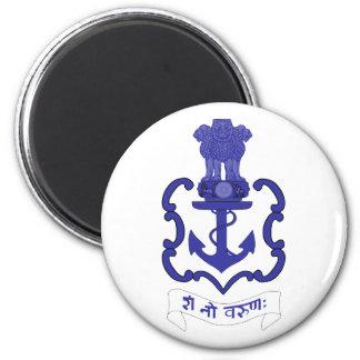 Indisk marinvapensköld, Indien Magnet
