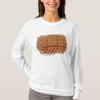 Indisk Phulkeri broderi T-shirts