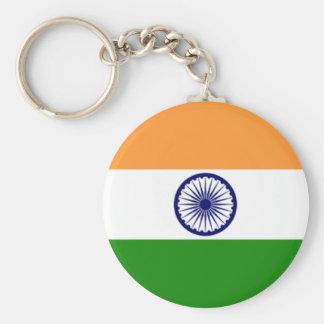 Indisk pride rund nyckelring