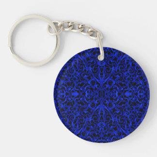 Indisk stil för nyckelring