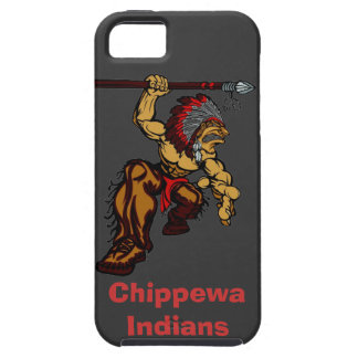 Indisk tuff iphone case för Chippewa iPhone 5 Case-Mate Skal