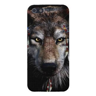 Indisk varg - grå varg iPhone 5 fodral