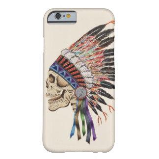 Indiskt högsta fodral för skalleiPhone 6 Barely There iPhone 6 Fodral
