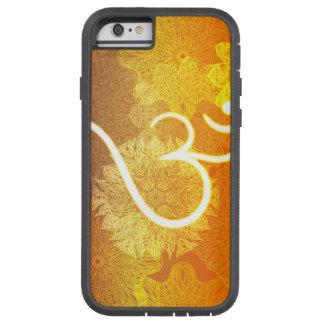 Indiskt prydnadmönster med ohmsymbol tough xtreme iPhone 6 fodral