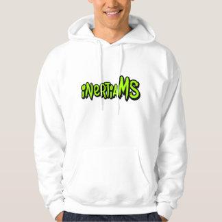 inertiaMS - BOMBARDERA den ljusa hoodien Sweatshirt