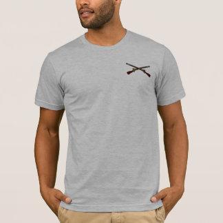 Infanteri - drottning av striden - T-tröja T-shirts