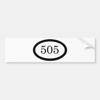 Infanteri för 505 fallskärm bildekal