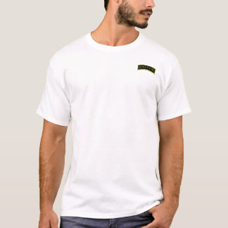 Infanteri för prickskyttflik 11B 1st T-shirt