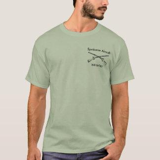 INFANTERI Spokane Airsoft, INFANTERI T-shirt