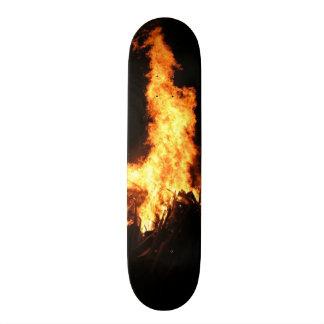 Infernoskateboard Old School Skateboard Bräda 21,6 Cm
