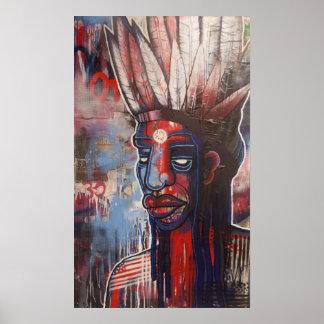 """""""Inföding"""", vid Ryan Gardell Poster"""