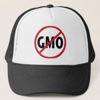 """Inga GMO """"vad är i din mat?"""", (Tillbaka) Truckerkeps"""