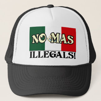Inga Mas-Illegals Truckerkeps