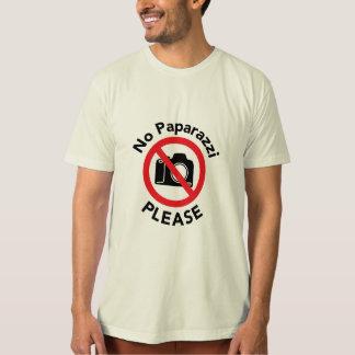 Inga Paparazzi behar - nästan berömdt T-shirts