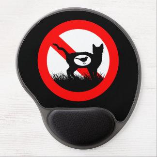 Inga utomhus- katter gel musmatta