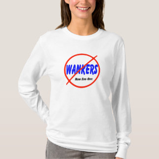 Inga Wankers - Sod nu av Tee Shirt