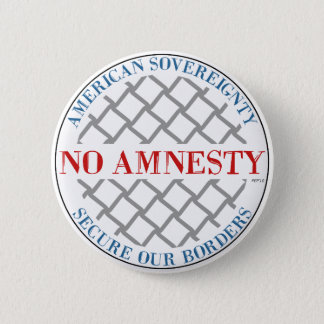 Ingen amnesti standard knapp rund 5.7 cm