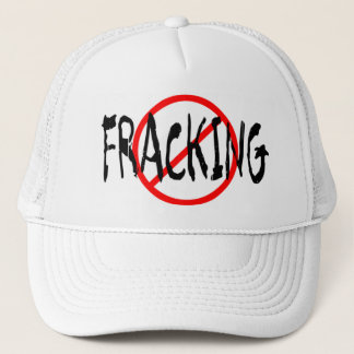 Ingen Fracking Truckerkeps