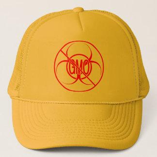 Ingen GMO Caps Bio fara inga GMO-truckerkepslock Truckerkeps