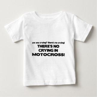 Ingen gråt - Motocross Tshirts