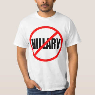"""""""INGEN HILLARY"""", T-SHIRT"""