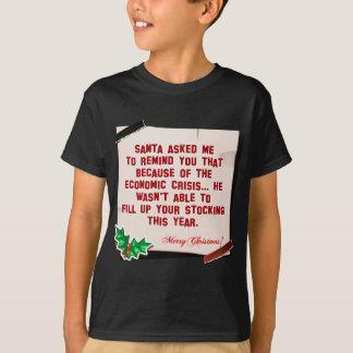 Ingen julgåva från Santa Tröja
