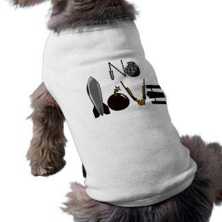 Ingen kärlekkrigWeaponry Husdjurströja