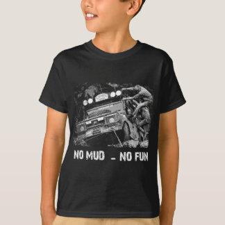 Ingen lera - ingen roligt t shirt