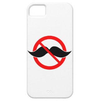 INGEN MOUSTACHE - ANTI-MUSTACHE - RAKA AV DEN SAK iPhone 5 HUD