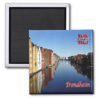 INGEN - norge - Trondheim Magnet