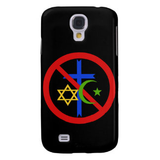 Ingen religion galaxy s4 fodral