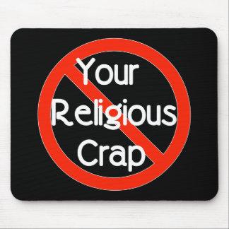 Ingen religiös skit musmatta