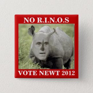 INGEN RINOS-NEWT 2012 STANDARD KANPP FYRKANTIG 5.1 CM