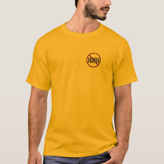 INGEN SURRfredkärlek som du dopar T-shirts
