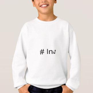 Ingen _-text för 1 ln e t-shirts