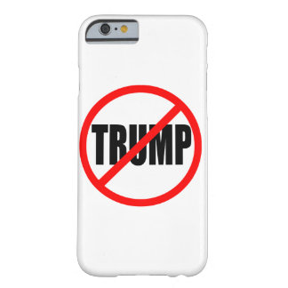 """INGEN TRUMP BARELY THERE iPhone 6 SKAL"