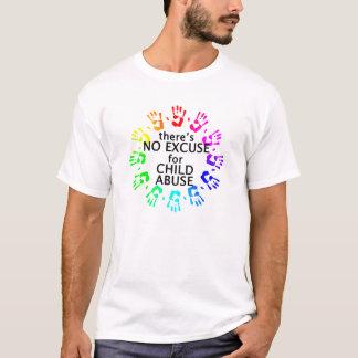 Ingen ursäkt för barnmisshandel tröjor