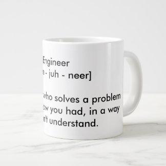 Ingenjör Jumbo Mugg