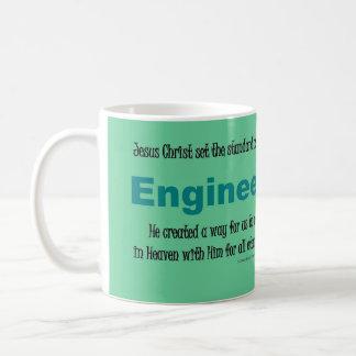 ingenjör kaffemugg