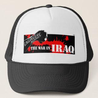 Ingenjörer mot krig i Irak Truckerkeps