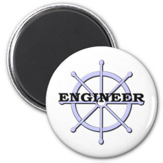 Ingenjörfrakten rullar magneten magnet rund 5.7 cm
