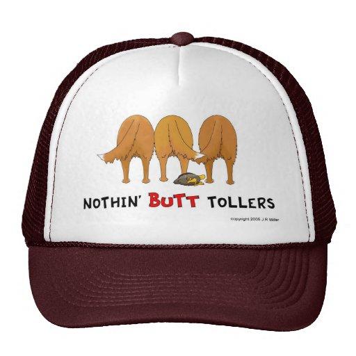 Ingenting knuffar Tollershatten Trucker Keps