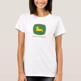 Ingenting kör något liknande som en Corgispagetti T-shirts