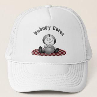 Inget att bry sig hatten keps